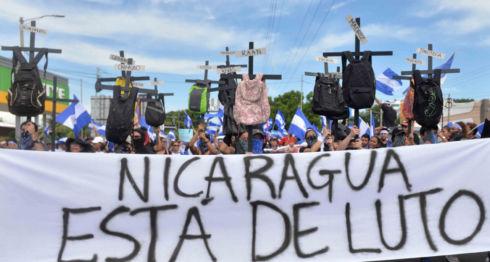 Protestas en Nicaragua, Nicaragua, crisis en Nicaragua