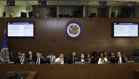 OEA, consejo permanente, Gobierno de Nicaragua, paria internacional, Daniel Ortega