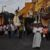 Pobladores de Boaco realizan viacrucis por la paz del país