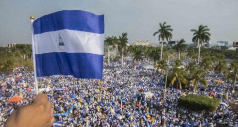 crisis en Nicaragua, Nicaragua