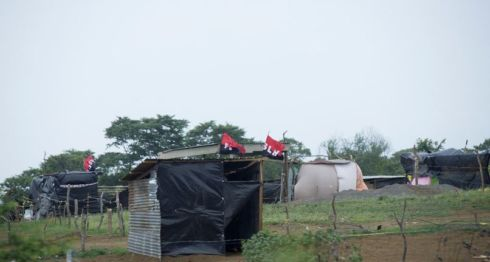 tomatierras, Nicaragua, protestas