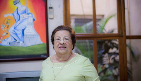 Vilma Nuñez, protestas, Nicaragua