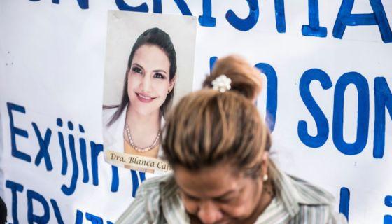 detenidos, protestas, Nicaragua