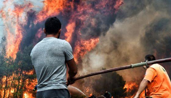 incendios, Grecia