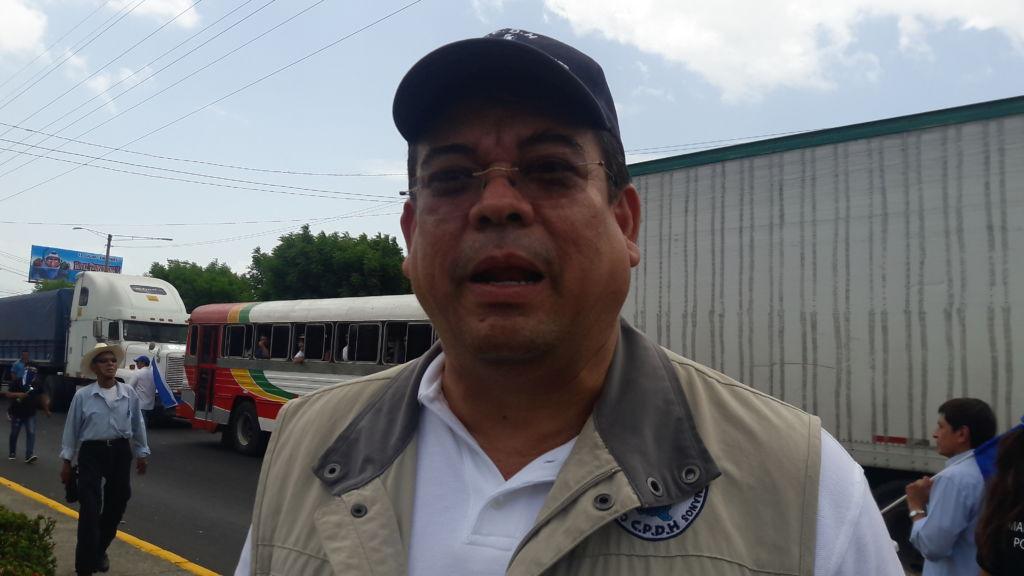 El secretario ejecutivo de la CPDH, Marcos Carmona. LA PRENSA ARCHIVO