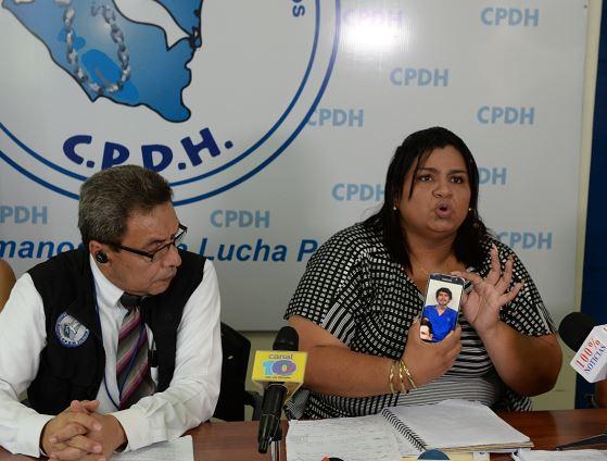 Yonarqui Martínez, Nicaragua, presos políticos