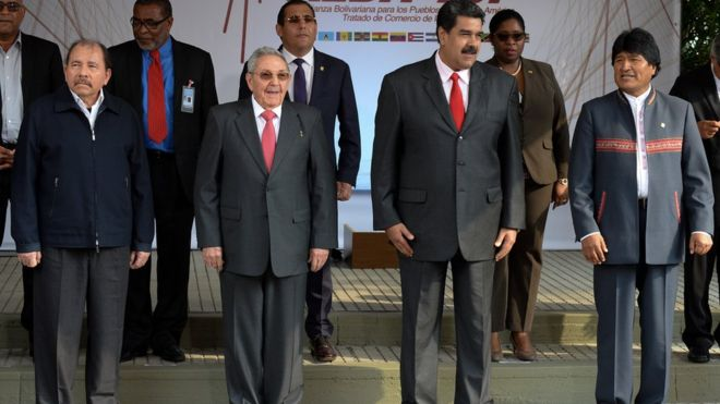 Nicaragua, protestas, Daniel Ortega