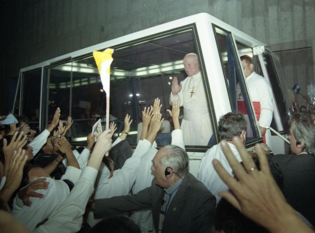 papa Juan-Pablo II