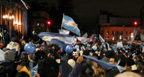 Argentina, aborto