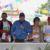Daniel Ortega festeja el cumpleaños de Blanca Sandino, hija del general Augusto C. Sandino