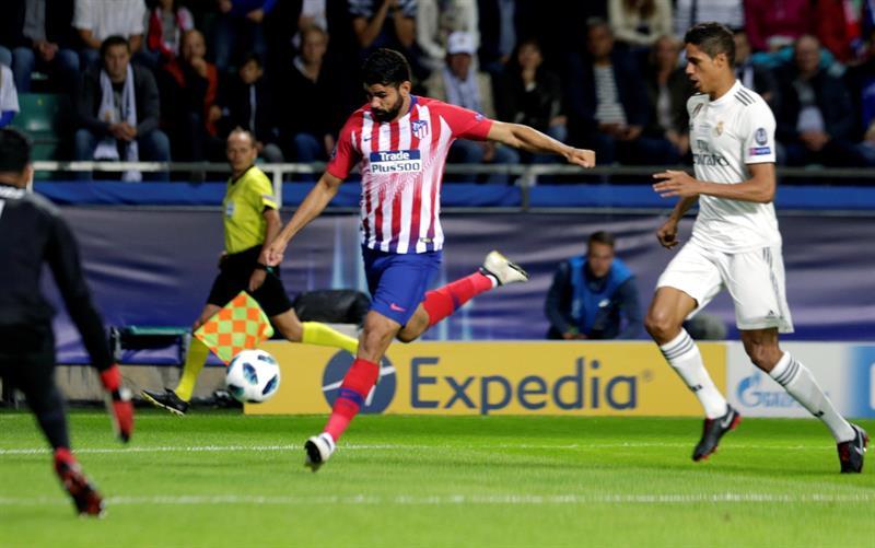 Atletico Duerme Lider A Espera Del Resultado En El Clasico Espanol