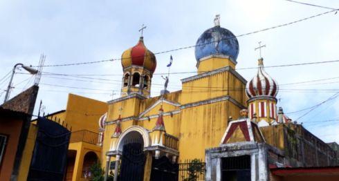 La parroquia Nuestra Señora del Perpetuo Socorro de Boaco. LA PRENSA/Melvin Rodríguez