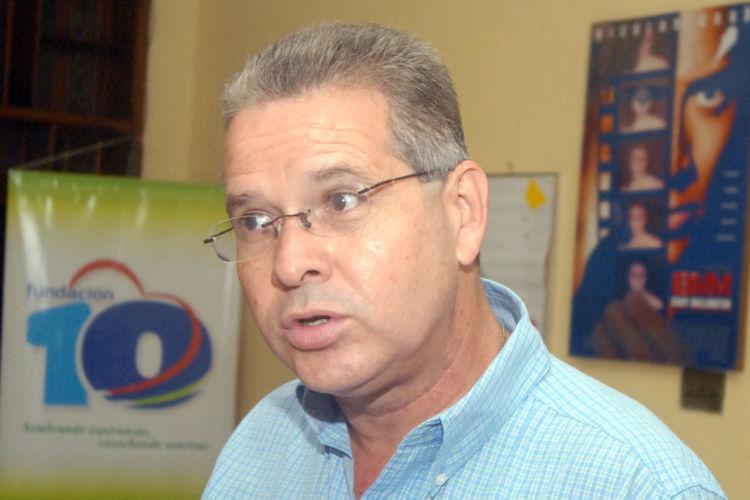 Carlos Pastora, Canal 10