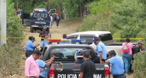 tomatierras asesinados, Nicaragua