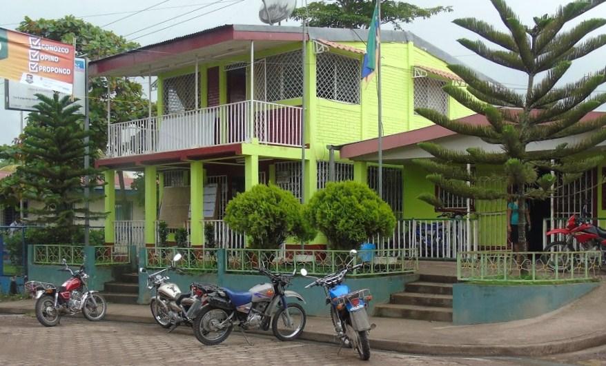 La Alcaldía de Santa María de Pantasma, Jinotega es una de las afectadas por el bloqueo de fondos del Gobierno. LA PRENSA/ CORTESÍA