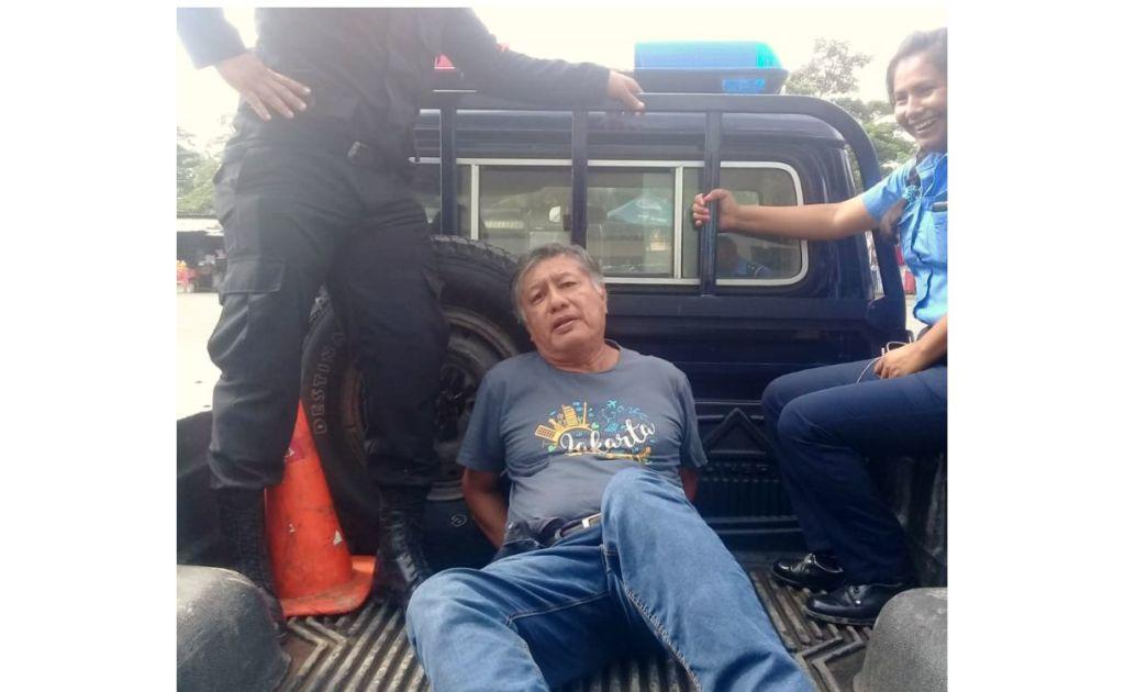 El coronel en retiro Carlos Brenes fue secuestrado por el Ejército y luego entregado a la Policía. LA PRENSA/CORTESÍA