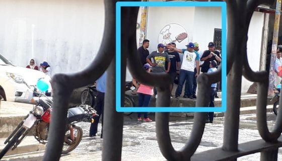 protestas, Nandaime, protestas