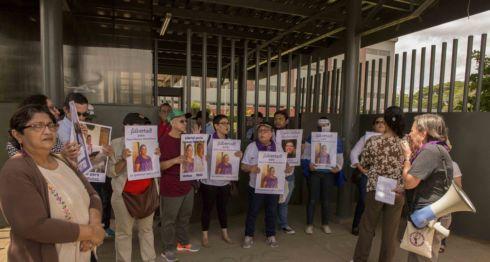 Nicaragua, justicia, presos politicos