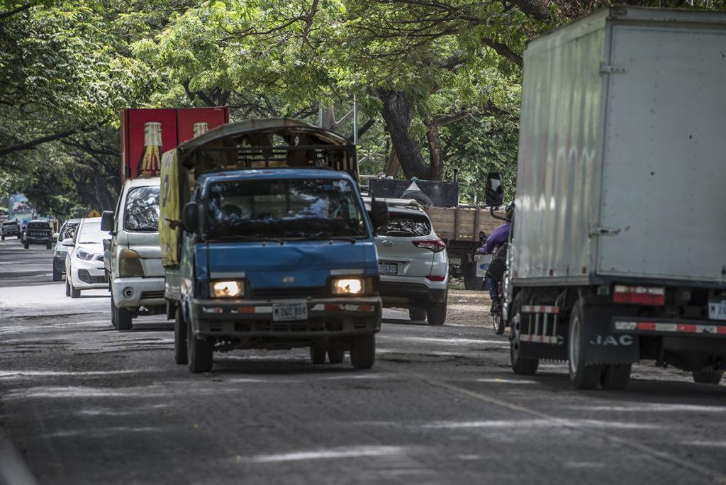 Carretera vieja a Tipitapa