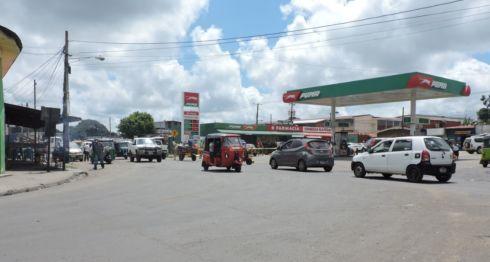 Carazo, paro nacional, Nicaragua