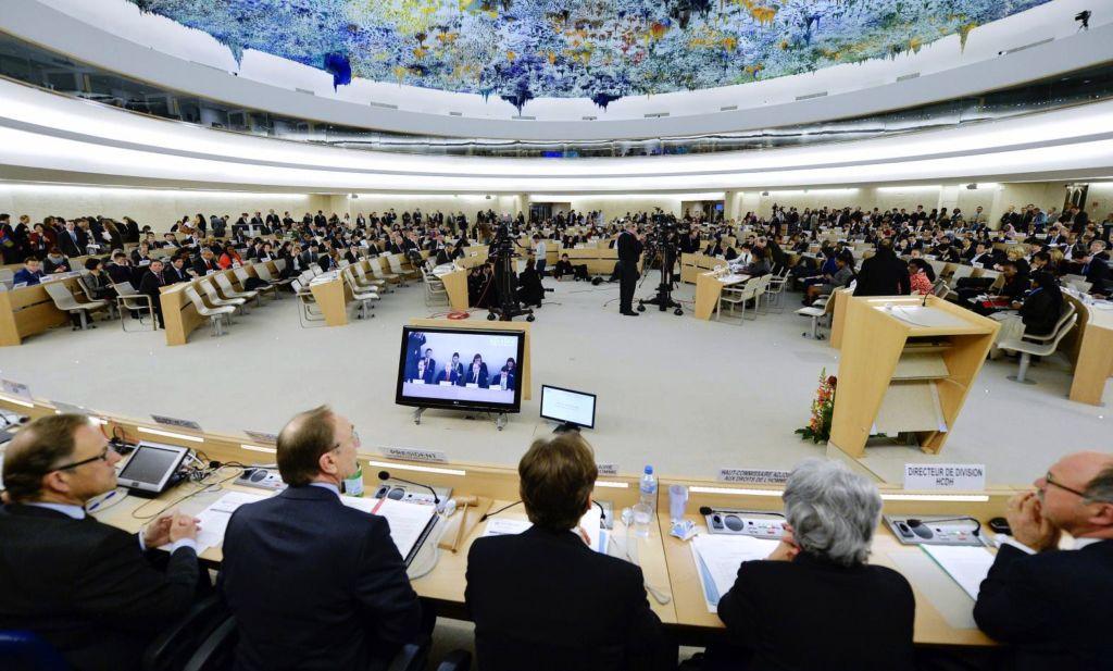 El Consejo de Derechos Humanos de la ONU tendrá su Asamblea General en pocas semanas. LA PRENSA /CORTESÍA ONU/ Jean-Marc Ferré