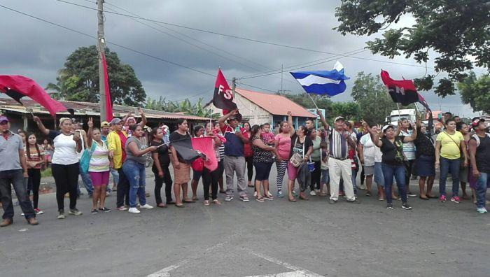 Asedio orteguista impide marchas en Carazo y León