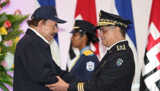 Francisco Diaz, Daniel Ortega