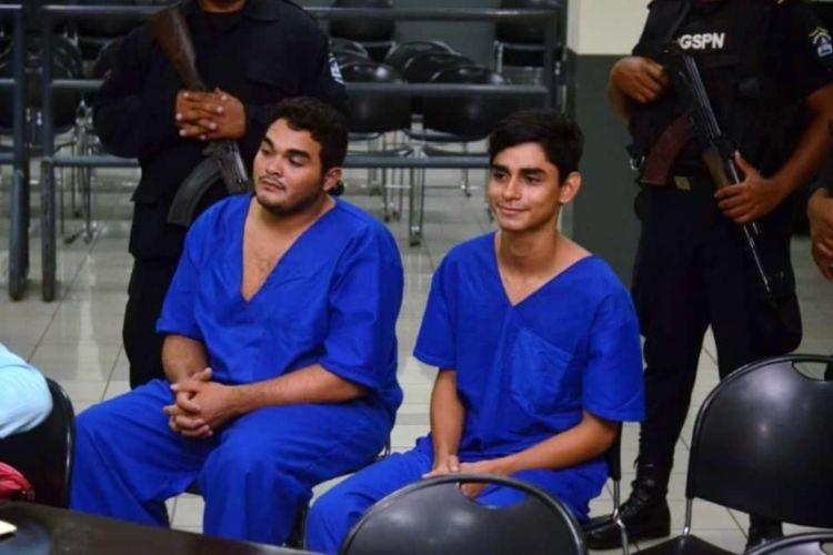 Los presos políticos del régimen de Daniel Ortega son trasladados a Managua para que jueces afines los condenen. LA PRENSA/ CORTESÍA