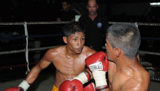 Boxeadores nicaragüenses