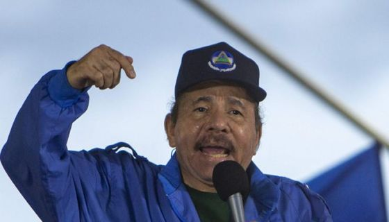 Daniel Ortega, paro nacional