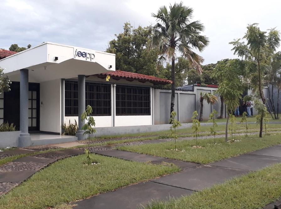 Instalaciones del IEEPP en Managua. LA PRENSA/ LEONOR ÁLVAREZ