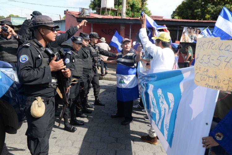 Unión Europea, Nicaragua, violencia, represión, democracia, manifestaciones