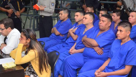 presos políticos, Nicaragua