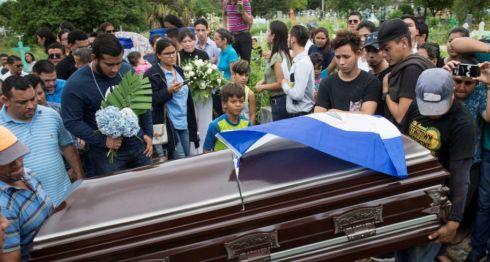 Denis Madriz, Nicaragua