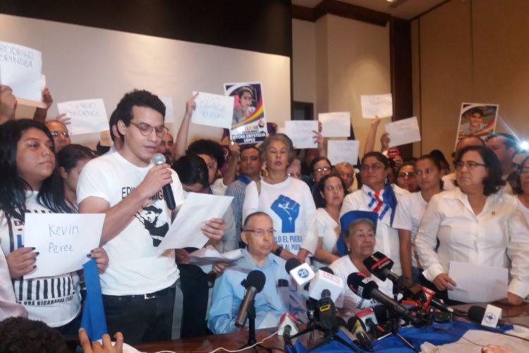 Unidad Nacional Azul y Blanco, Ciudadanos por la Libertad, Partido Conservador
