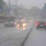 Se espera que las lluvias se mantengan hasta el fin de semana, asegura meteorólogo