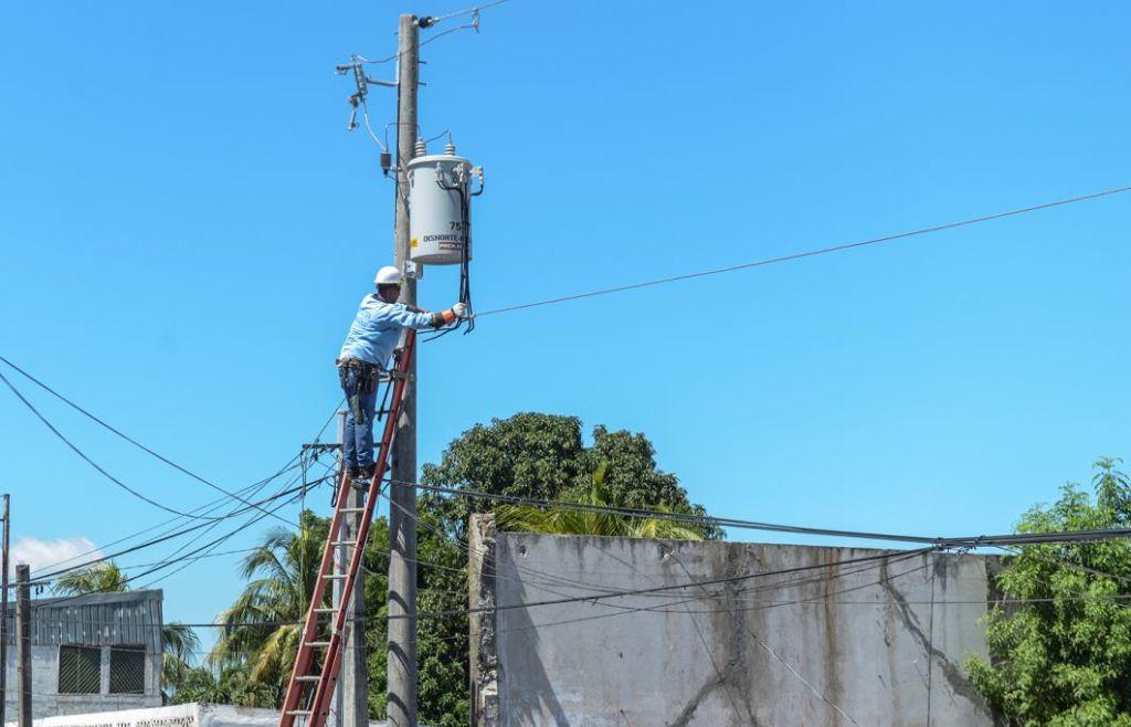 El robo de energía es una de las mayores causas de pérdidas para la empresa distribuidora. LA PRENSA/ ARCHIVO