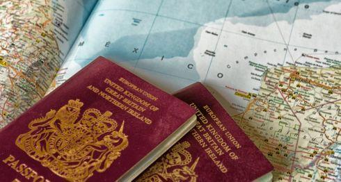 La nacionalidad de nuestro pasaporte es determinante a la hora de abrirnos las puertas para viajar a otros países sin necesidad de visa.Getty Images