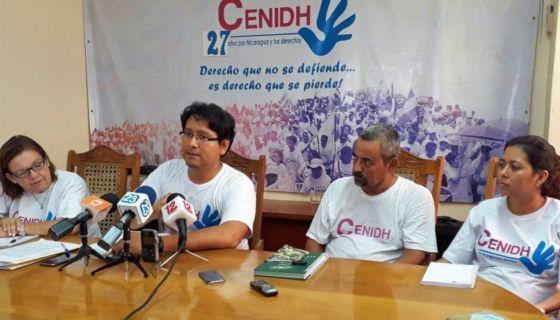 Organismos defensores de derechos humanos en Nicaragua como el Cenidh y la CPDH serán afectado con la nueva ley de la UAF. LA PRENSA/ ARCHIVO