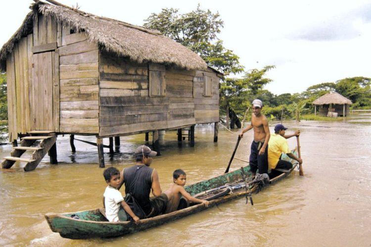 La mayoría de los pueblos indígenas de Nicaragua están en el Caribe. LA PRENSA/ ARCHIVO