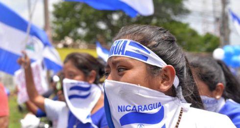 poemas, Nicaragua, crisis en Nicaragua