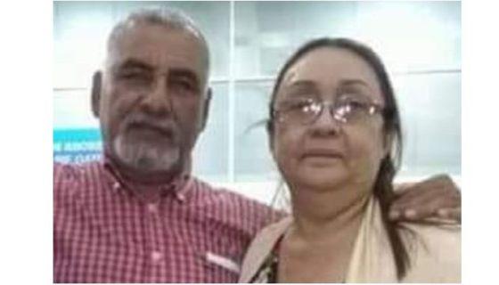 La pareja de adultos mayores autoconvocados que fueron condenados por el orteguismo. LA PRENSA/ ARCHIVO