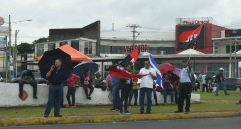 Régimen de Daniel Ortega