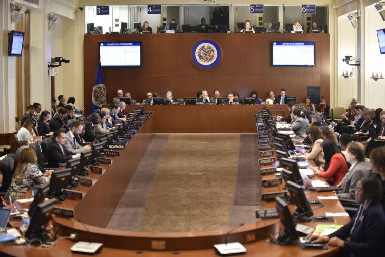 OEA, Carta Democrática
