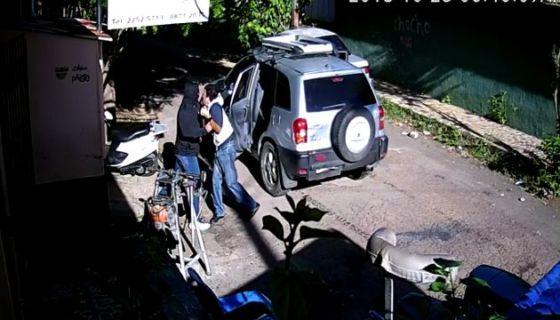 En la mayoría de los casos la Policía Orteguista ha guardado silencio cuando ocurre este tipo de secuestro. LA PRENSA/Captura de pantalla