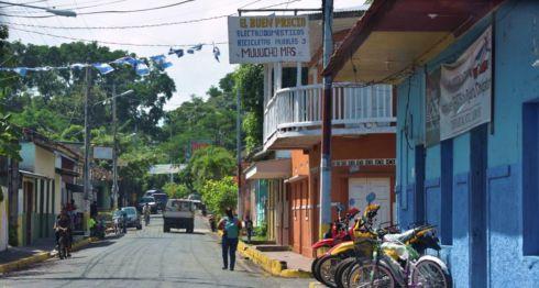 El turismo cayó drásticamente en la Isla de Ometepe producto de la represión orteguista. LA PRENSA/ ROBERTO FONSECA