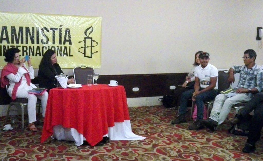 Ronald Henríquez, líder campesino en Rivas fue secuestrado el pasado sábado por cuatro personas de civil. LA PRENSA/ CORTESÍA