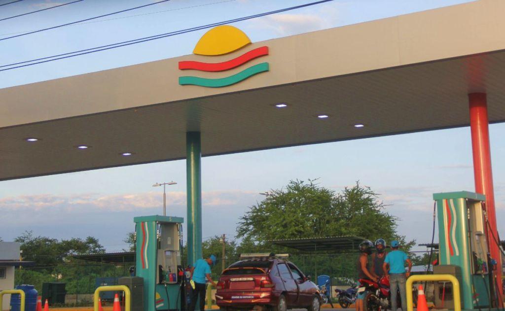 La DNP Petronic cambia de imagen, en un aparente intento de superar la campaña negativa en su contra debido a su vinculación con la dictadura. LA PRENSA/ Eddy López