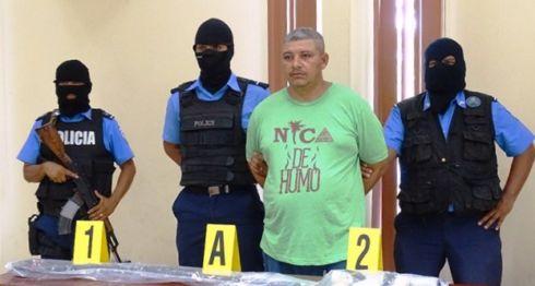 La lectura de sentencia contra el comerciante Luis Cuevas Poveda, vendedor de banderas de Nicaragua, será el 7 de noviembre de 2018. LA PRENSA/ TOMADA DE LA PO