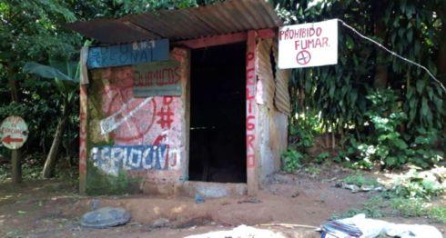 Ante la falta de materia prima y las prohibiciones de la Policía Orteguista, los cuatro talleres de pólvora en Carazo podrían desaparecer. LA PRENSA/MYNOR GARCÍA